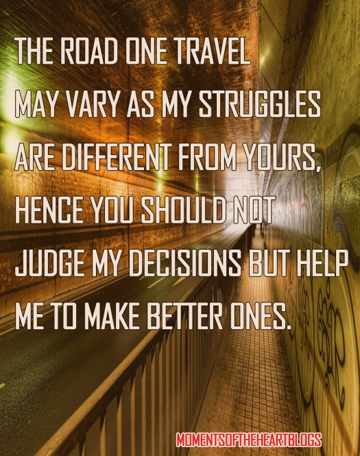 The Road We Travel